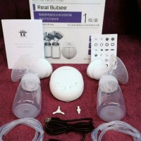 Real Bubee Pompa Asi Ganda (USB Elektrik)