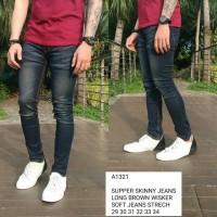 Celana Jeans Black wash/Celana Jeans Pria /Skinny Jeans
