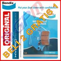 Bendix MD27 Vario 110/125/150, Beat Series, Scoopy, Spacy Depan - Biru