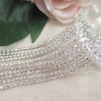 Diamond / Berlian Rantai Renteng SS12 Silver