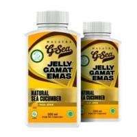 Walatra G-Sea Jelly Gamat Rasa Jeruk 100% Asli Original