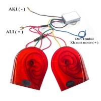 Klakson Keong Echo Tipe: CR033 - 18 Suara atau Lebih -