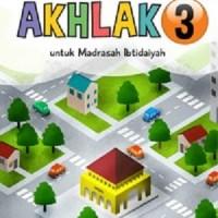 Buku Pendidikan Akhlak & Hadits Kelas 3 SD / MI At Tuqa