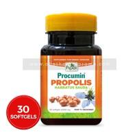HPAI Procumin Propolis Habbatussauda 30 Softgels Antivirus Antioksidan