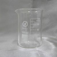 Gelas Beaker (Kimia) 100ml