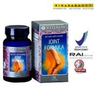 Joint Formula Wellness 30 Capsul/ menjaga kesehatan sendi