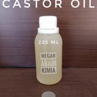 Minyak Jarak / Castor Oil / Penumbuh Rambut / 225 ML