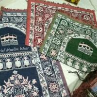 Sajadah Katun Turki - Size Medium   Oleh-oleh Haji/Umrah