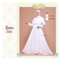 Long Dress Raisa / Baju Muslim Terbaru