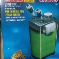 filter external jebo 828 aquarium aquascape kolam ikan