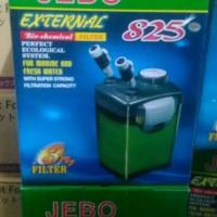 filter external jebo 825 for aquarium kolam aquascape