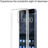 Nokia 8 Crystal case by Imak For Nokia 8