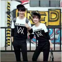 Sweater Alan Walker Duo White Black