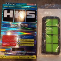 Filter Udara HKS Hybrid Filter Toyota Vitz / Vios Gen 1 70017-AT012