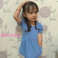 BEST SELLER Dress Anak Sascha Softjeans