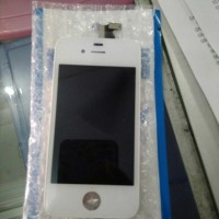 LCD+Ts iphone 4s white