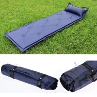 Kasur  Lipat Travel Inflatable Matrass + Bantal  (Outdoor & indoor)