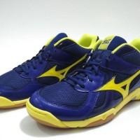 SEPATU BADMINTON VOLLY RUNNING - MIZUNO WAVE TWISTER 4 #V1GA157065