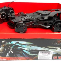 RC MOBIL BATMAN - REMOTE CONTROL BATMOBILE VEHICLEM