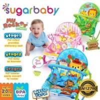Sugar Baby My Rocker Premium Bouncer 3 Reclines