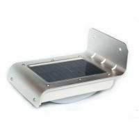 Lampu Dinding Taman Outdoor Waterproof Sensor gerak Cahaya Solar cell