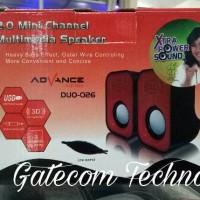 Speaker Mini Advance Duo-026