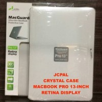 case casing cover sarunh JCPAL crystal case macbook pro 13 retina