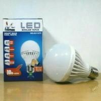 Bohlam LED Sensor Tepuk 10w mitsuyama