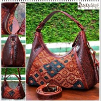 Tenun Pahikung Sumba - Dandelion Bag Preloved
