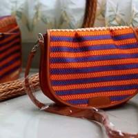 Tas Songket Palembang Clutch Handbag New
