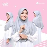 Jilbab Afra - Beria Ukuran M dan L (Bergo Kaos)