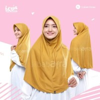 Jilbab Afra - Beria Ukuran XL (Bergo Kaos)