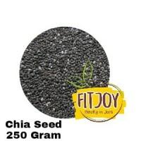 Organic Chia Seeds 250 Gram Chia Seed Organik