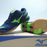 SEPATU BADMINTON VOLLY RUNNING - MIZUNO WAVE TWISTER 4 #V1GA157036