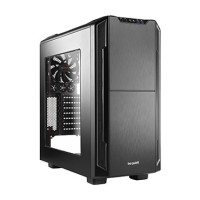 be quiet! SILENT BASE 600 Black with Window
