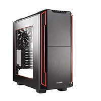 be quiet! SILENT BASE 600 Red with Window