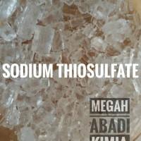 Sodium Thiosulfate / Na2S2O3 / Anti Klorin / Anti Kaporit / 200 Gram