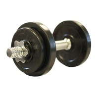 Kettler Dumbell Set 10kg Rubberized 0850 / Barbel Kettler ORIGINAL
