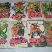 Komik Cabutan | Naruto | Masashi Kishimoto