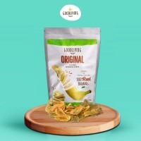 Keripik Pisang Good Living Banana Chips Original 55 gr