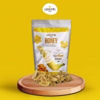 Keripik Pisang Good Living Banana Chips Honey 55 gr