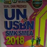 Buku  Soal Prediksi UN USBN SMK SMEA 2018 Tim Studi Guru