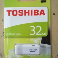 USB Flash disk TOSHIBA 32GB RESMI Flash Disk Murah