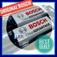 Wiper Frameless Nissan March BOSCH Clear Advantage