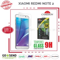 Cameron Tempered Glass Screen Protector Xiaomi Redmi Note 2