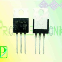 IRF540 TO-220 100V 33A MOS transistor N channel