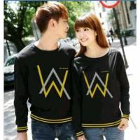 Sweater Alan Walker Rajut Black