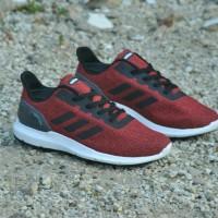 Sepatu Running Adidas Cosmic Maroon Original - Sneakers Indonesia