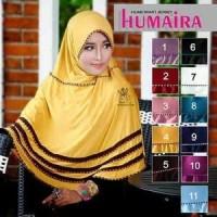 Jilbab/ Hijab Bergo Syar'i Humaira