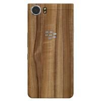 9Skin - Premium Skin Case BlackBerry KEYone - 3M Classic Wood